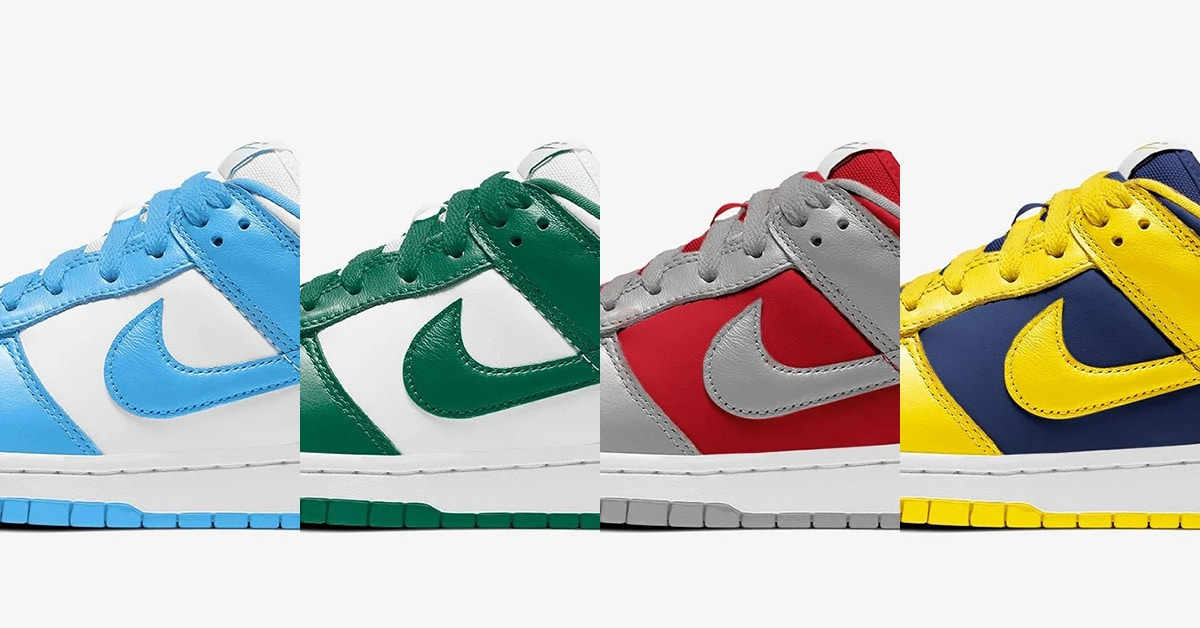 Nike-SB-Dunk-Low-Colorways