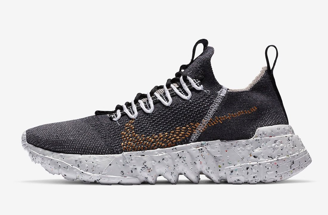 Nike-Space-Hippie-01-Black-Wheat-Side-View