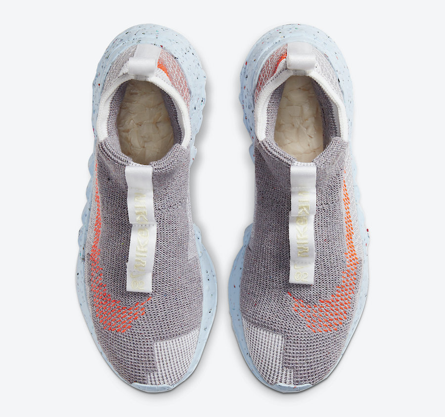 Nike space hippie 02 hover view