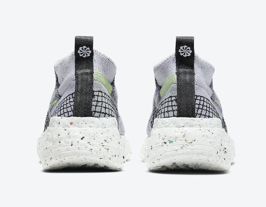 Nike-Space-Hippie-Grey-Volt-Rear-View