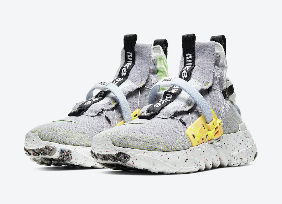 Nike-Space-Hippie-Grey-Volt-Release-Date