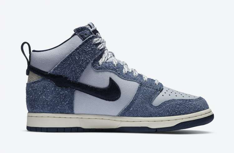 Notre-x-Nike-Dunk-High-Midnight-Navy-Side-View