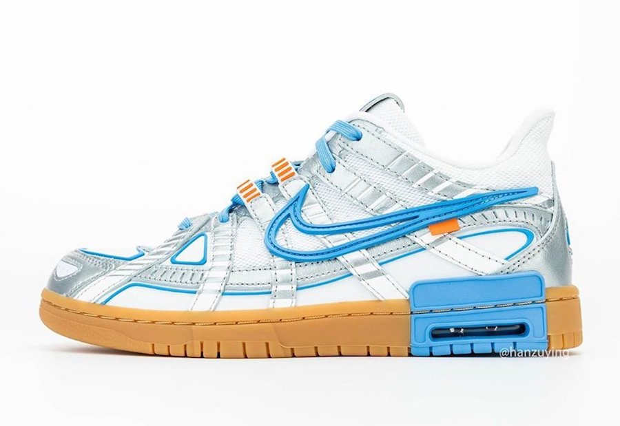 Nike-Off-White-Air-Rubber-University-Blue-Side-View