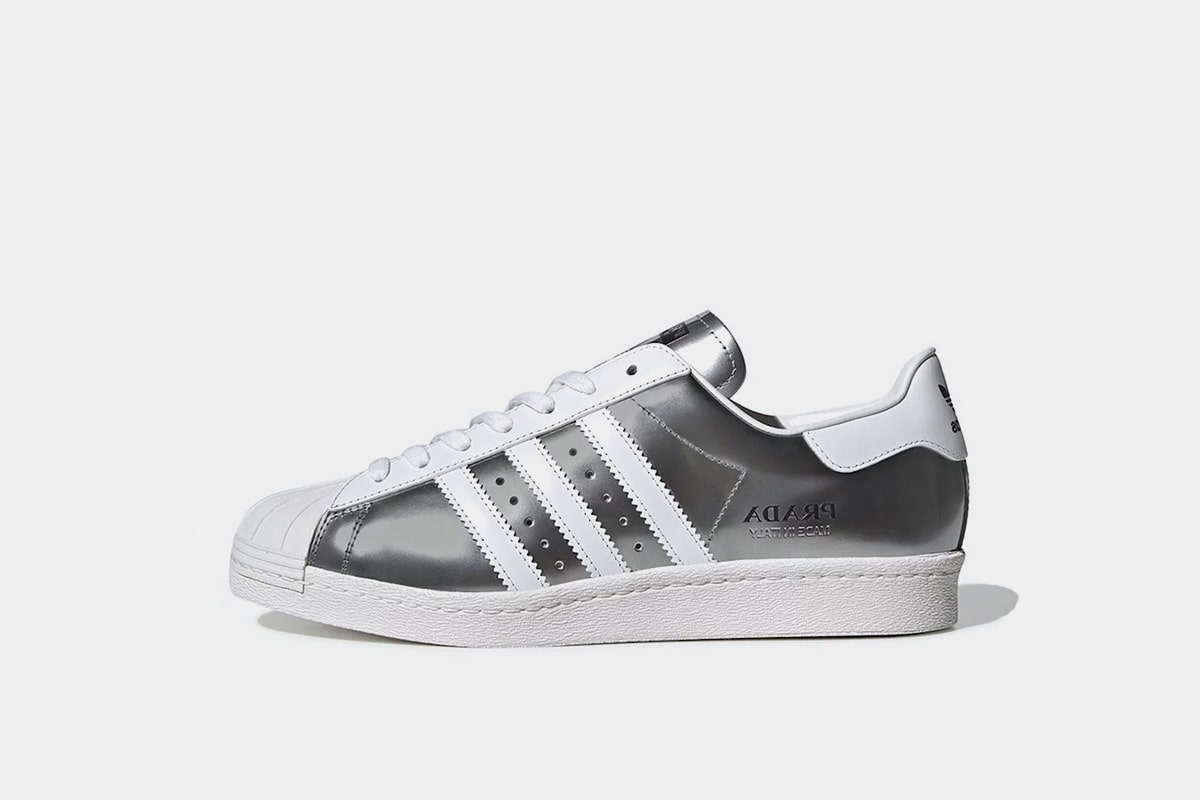 Prada x Adidas Superstar Release and Resale Guide