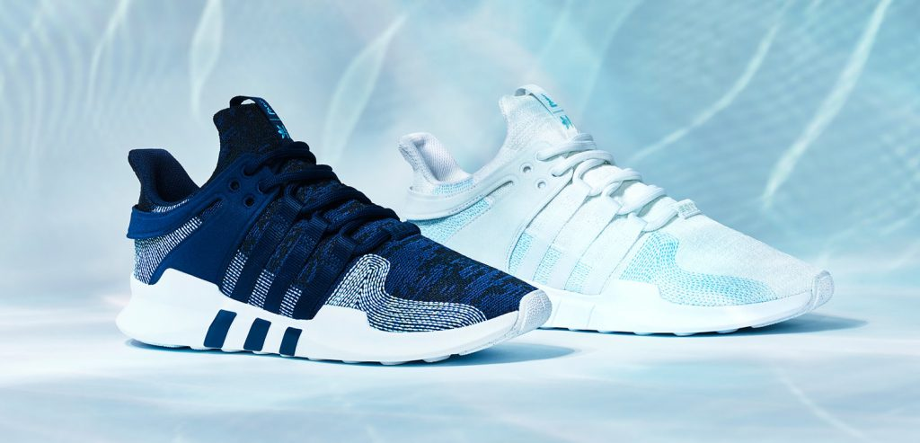 Parley and Adidas collaboration
