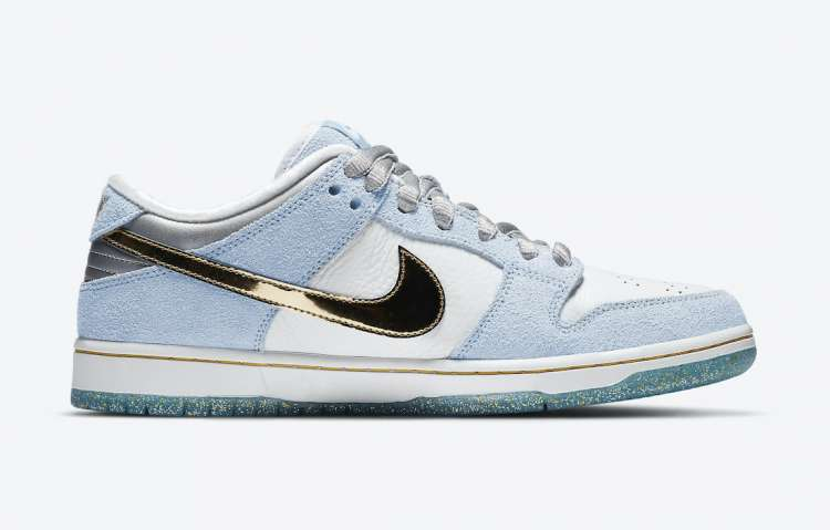 Sean-Cliver-Nike-SB-Dunk-Low-Holiday-Special-Right-Side-View
