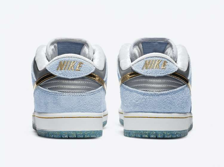 Sean-Cliver-Nike-SB-Dunk-Low-Holiday-Special-Rear-View