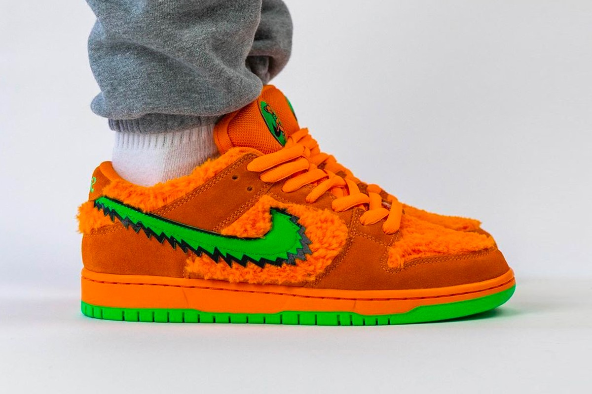 Nike-Sb-Grateful-Dead-Orange-Bear